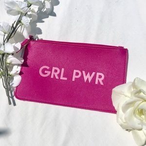 Nordstrom GRL PWR Pouch
